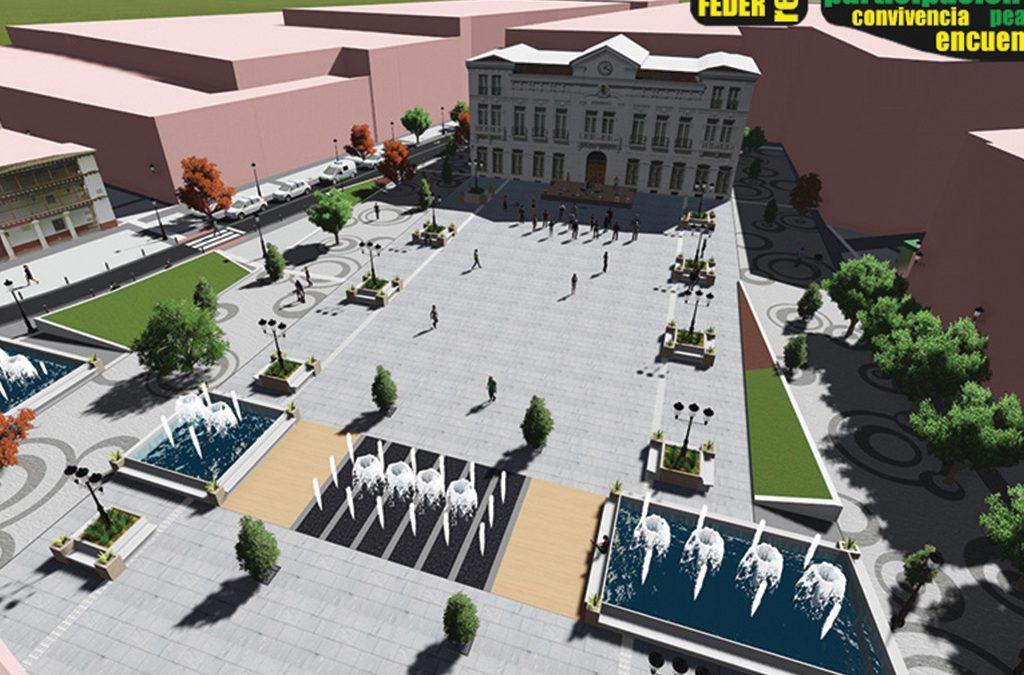Nueva exposición pública sobre el proyecto de remodelación de la plaza de España