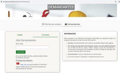 Promoción Económica renueva la aplicación gestora del Servicio de Información para el Empleo del CLIPE